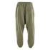 Maharishi Men's Raw Dropped Sweatpants - Maha Olive: Image 2