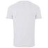 Luke 1977 Men's Chump Patch Pocket Detail Crew Neck T-Shirt - White: Image 2