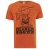 TSPTR Men's Charlie Brown T-Shirt - Orange: Image 1