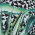 Mara Hoffman Women's Cross Front Halter Swimsuit - Aloe Black: Image 3