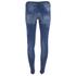 Maison Scotch Women's La Bohemienne Plus Jeans in Moonscape - Blue: Image 3