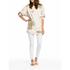 Maison Scotch Women's Cool Loose Fitted Sweatshirt - Multi: Image 2