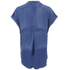 Maison Scotch Women's Short Sleeve Shirt - Blue: Image 2