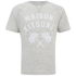 Maison Kitsuné Men's Cotton Fleece T-Shirt - Grey Melange: Image 1