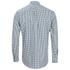 Maison Kitsuné Men's Checked Long Sleeve Shirt - Green Check: Image 2