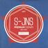 Smith & Jones Men's Tavistock Hoody - True Blue Marl: Image 4
