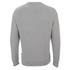 Barbour Men's Affiliate Crew Sweatshirt - Grey Marl: Image 2