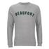 Barbour Men's Affiliate Crew Sweatshirt - Grey Marl: Image 1