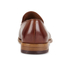 Paul Smith Shoes Men's Conway Leather Tassle Loafers - Tan Dip Dye: Image 3