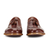 Paul Smith Shoes Men's Conway Leather Tassle Loafers - Tan Dip Dye: Image 4