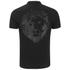Versus Versace Men's Back Logo Polo Shirt - Black: Image 2