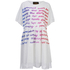 Vivienne Westwood Anglomania Women's Groan Baby T-Shirt Dress - White: Image 1