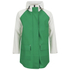 Elka Men's Thy Rain Jacket - Green/Birch: Image 1