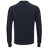 J.Lindeberg Men's Zipped Sweatshirt - Navy: Image 2