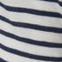 J.Lindeberg Men's Crew Neck Stripe T-Shirt - Off White: Image 4