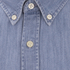 J.Lindeberg Men's Denim Long Sleeve Shirt - Light Indigo: Image 3