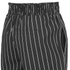 Opening Ceremony Men's Pinstripe Boxing Shorts - Black: Image 3