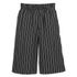 Opening Ceremony Men's Pinstripe Boxing Shorts - Black: Image 1