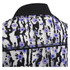 Carven Women's Printed Blouse - Silver/Black/Lilac: Image 4