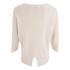 ONLY Women's Tessa 3/4 Oversize Pullover Knit Jumper - Peach Blush: Image 2
