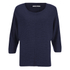 ONLY Women's Tessa Oversize Knitted Pullover - Night Sky: Image 1