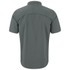 The North Face Men's Sequoia Short Sleeve Shirt - Spruce Green: Image 2