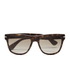 Prada Men's Conceptual Arrow Sunglasses - Matte Havana: Image 1