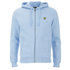 Lyle & Scott Vintage Men's Zip Through Hoody - Blue Marl: Image 1