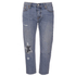 Levi's Women's 501 CT Jeans - Time Gone By: Image 1