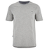 Le Shark Men's Horace Crew Neck Pique T-Shirt - Light Grey Marl: Image 1