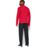 Under Armour Men's Launch Long Sleeve 1/4 Zip Top - Red: Image 3