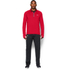 Under Armour Men's Launch Long Sleeve 1/4 Zip Top - Red: Image 2