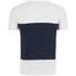 Armor Lux Men's Panelled T-Shirt - Milk/Navy: Image 2