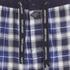 Tokyo Laundry Men's Richmond Check Lounge Pants - Olympian Blue: Image 3