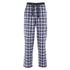 Tokyo Laundry Men's Richmond Check Lounge Pants - Olympian Blue: Image 1