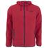 Tokyo Laundry Men's Karakoran Hooded Jacket - Firebrick Red: Image 1