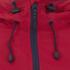 Tokyo Laundry Men's Karakoran Hooded Jacket - Firebrick Red: Image 5