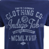 Tokyo Laundry Men's Indigo Tiger Acid Wash T-Shirt - Dark Indigo: Image 3