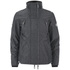 Superdry Men's Technical Wind Attacker Jacket - Dark Charcoal Marl/Black: Image 1