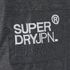Superdry Men's Technical Wind Attacker Jacket - Dark Charcoal Marl/Black: Image 8