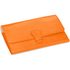 Aspinal of London Women's Classic Travel Wallet - Orange: Image 3