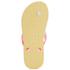 Superdry Women's Printed Cork Flip Flops - Fluro/Coral Palm Print: Image 5