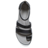 UGG Women's Zina Gladiator Sandals - Black: Image 3