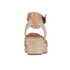 UGG Women's Maysie Wedged Sandals - Tawny: Image 3