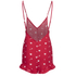 Wildfox Women's Ruffle Romper - Cupid Hearts: Image 3