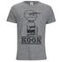 TSPTR Men's Kook T-Shirt - Grey Marl: Image 1