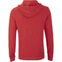 Jack & Jones Men's Core Fat Hoody - Chinese Red: Image 2