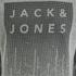 Jack & Jones Men's Core Noise Sweatshirt - Light Grey Melange: Image 3