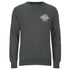 Jack & Jones Men's Originals Smooth Sweatshirt - Raven: Image 1