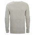 Jack & Jones Men's Originals Basket Knit Jumper - Treated White: Image 2